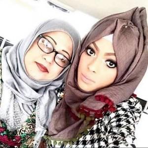 Hijab style terbaru 2