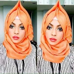Hijab style terbaru